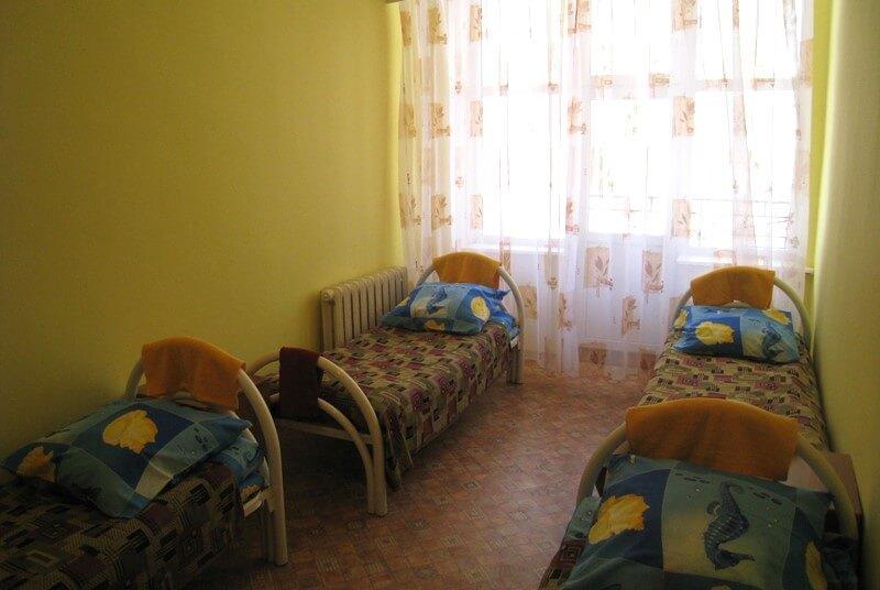 Детская база отдыха «Салют»