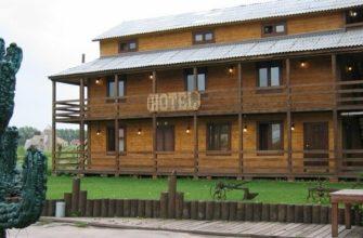 """""""Ранчо"""" - загородный гостиничный комплекс"""