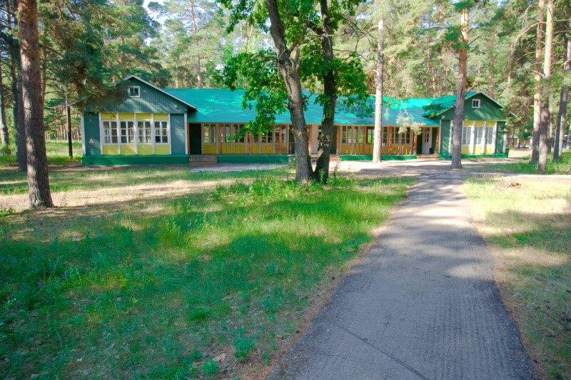 Детский лагерь Лесная сказка