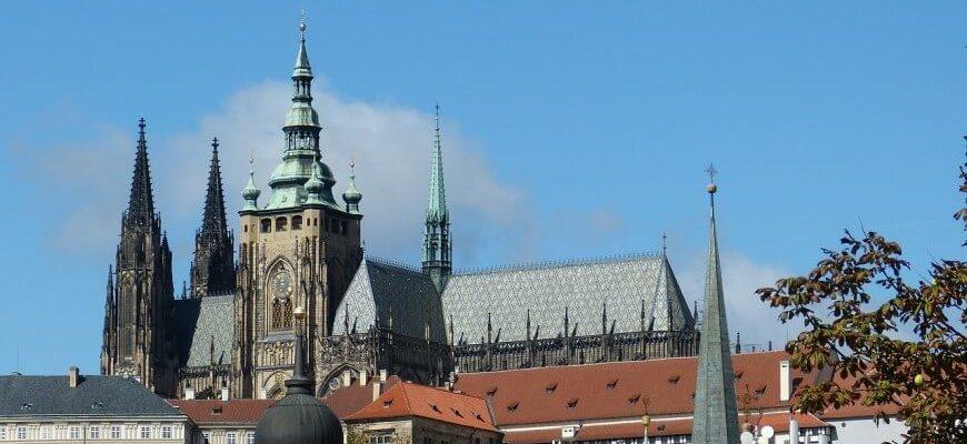Прага. Собор святого Витта