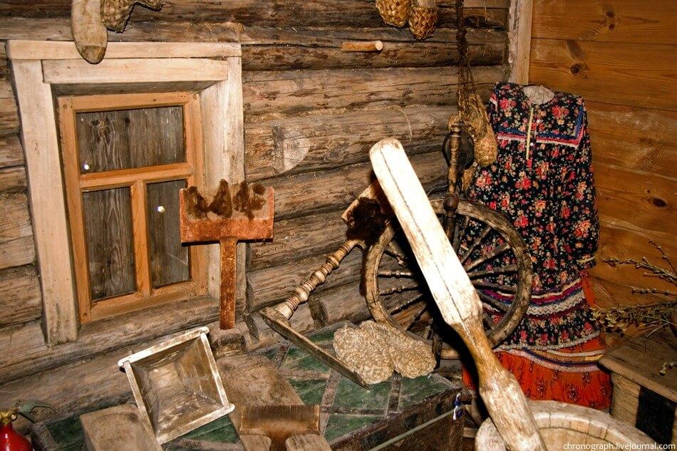Дом-музей И.Е. Репина в Ширяево