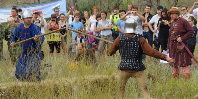 фестиваль ратное дело