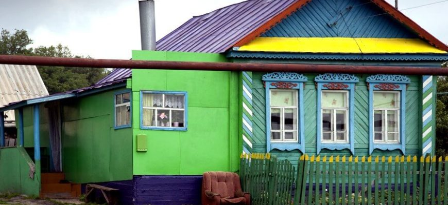 Село Березовый Солонец