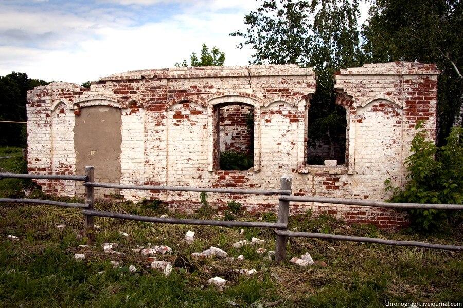 Село Большая Рязань