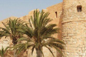 остров Джерба Тунис