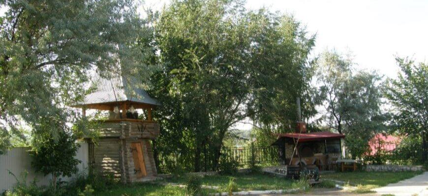 Атаманский хутор Самара