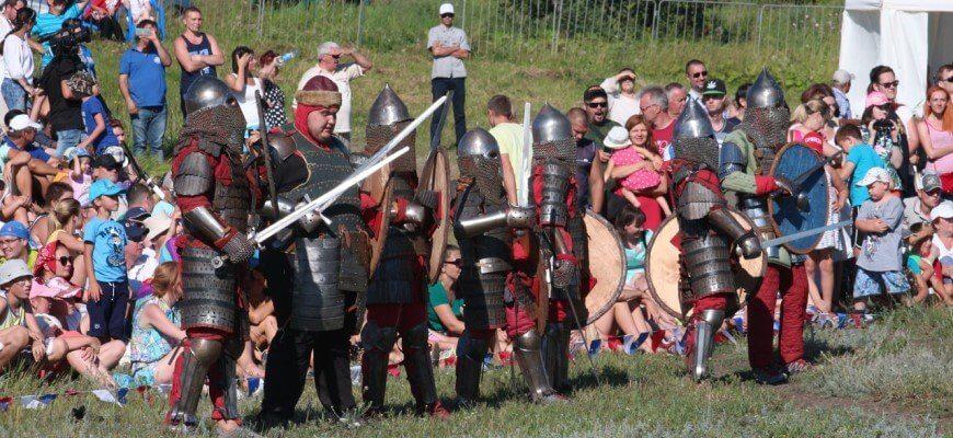 Этно-исторический фестиваль Русь. Эпоха объединения